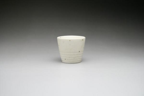モダン仏具 白ミカゲ茶湯器